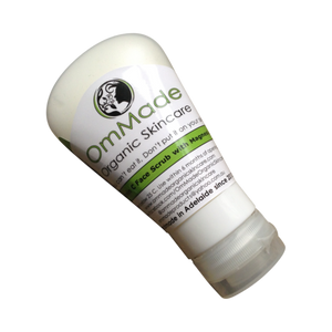 Vitamin C Face Scrub (VEGAN) 60 ml Tube