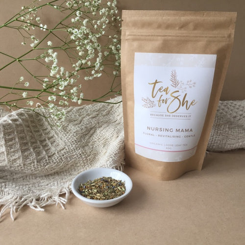 Organic Loose Leaf Tea 'Nursing Mama'