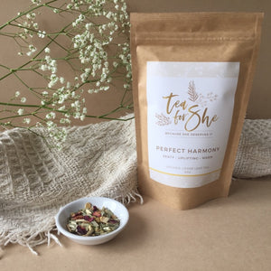 Organic Loose Leaf Tea 'Perfect Harmony'