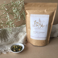Organic Loose Leaf Tea 'Secret Garden'