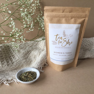Organic Loose Leaf Tea 'Women's Tonic'