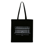 Black 8oz Tote Bag
