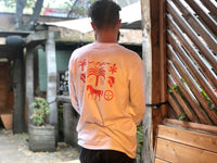 LSHTM long-sleeved t-shirt