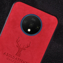 Load image into Gallery viewer, OnePlus 7T Deer Pattern Inspirational Soft Case