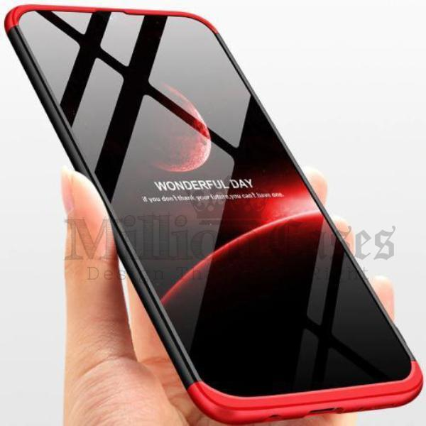Galaxy A20 Ultimate 360 Degree Protection Case