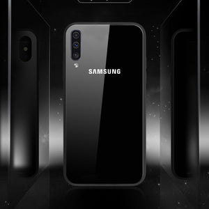 Galaxy A50 Special Edition Logo Soft Edge Case