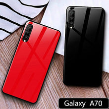 Load image into Gallery viewer, Galaxy A70 Special Edition Silicone Soft Edge Case