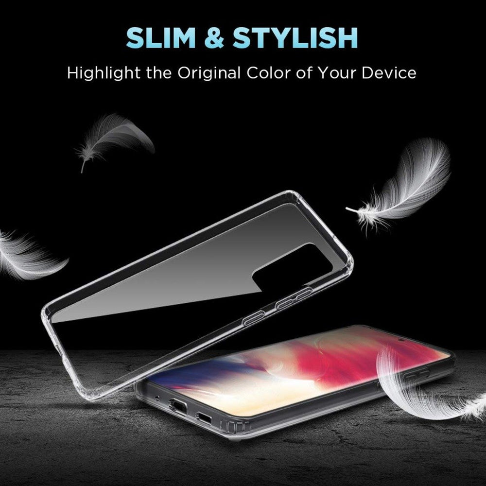 Galaxy S20 Ultra HD Clear Slim Series Protective Case