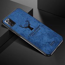 Load image into Gallery viewer, Galaxy Note 20 Deer Pattern Inspirational Soft Case