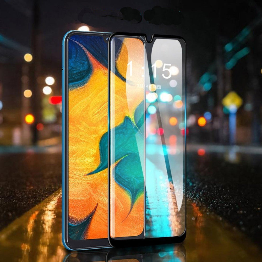 Galaxy M51 Full Coverage Curved Tempered Glass