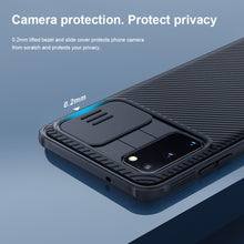 Load image into Gallery viewer, Nillkin ® Galaxy S20 Camshield Shockproof Business Case