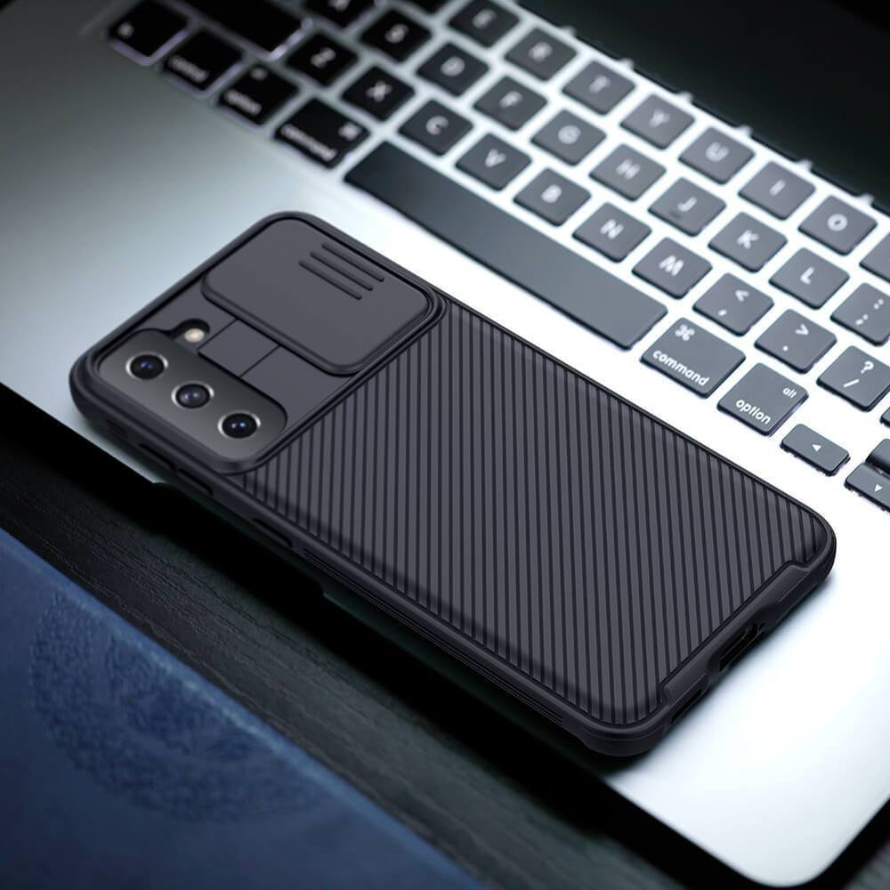 Galaxy S21 Series Camshield Business Case