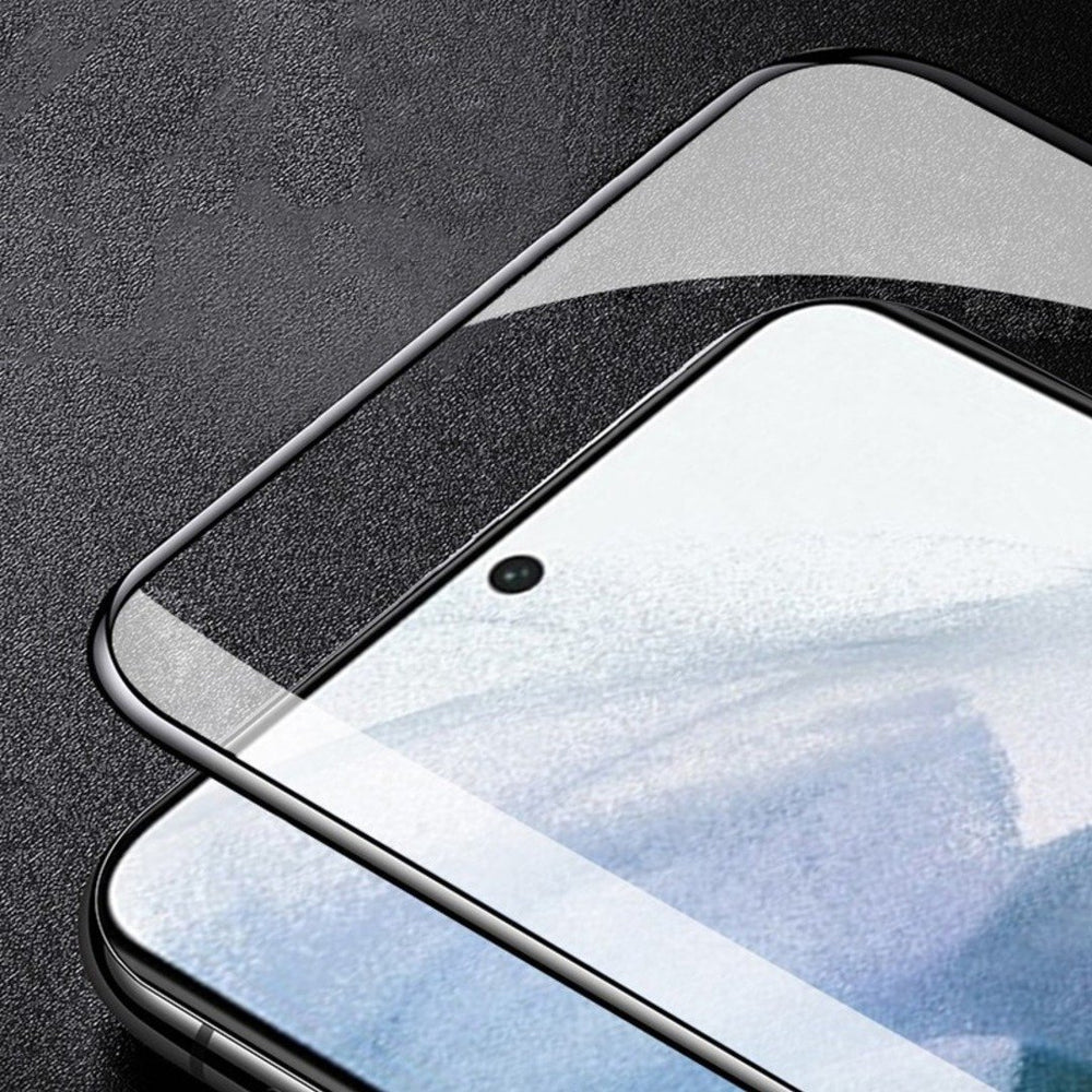 Galaxy S21 Series Curved Edge Tempered Glass