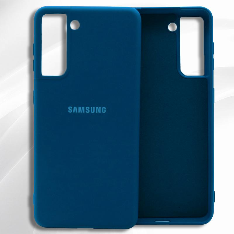 Load image into Gallery viewer, Galaxy S21 Plus Liquid Silicone Logo Case