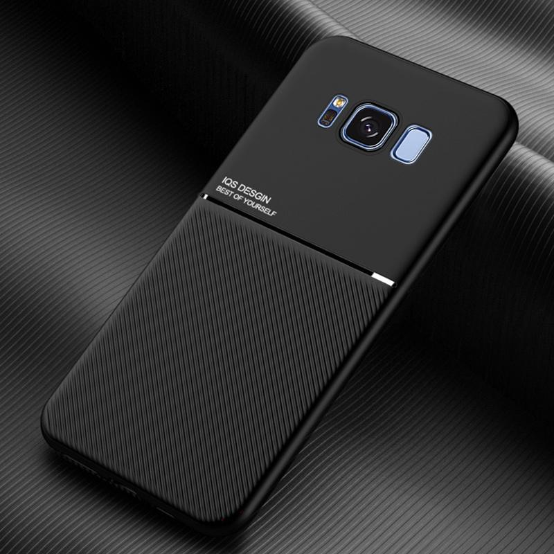 Galaxy S8 Carbon Fiber Twill Pattern Soft TPU Case