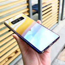 Load image into Gallery viewer, Galaxy Note 8 Aura Gradient Transparent Hard Case