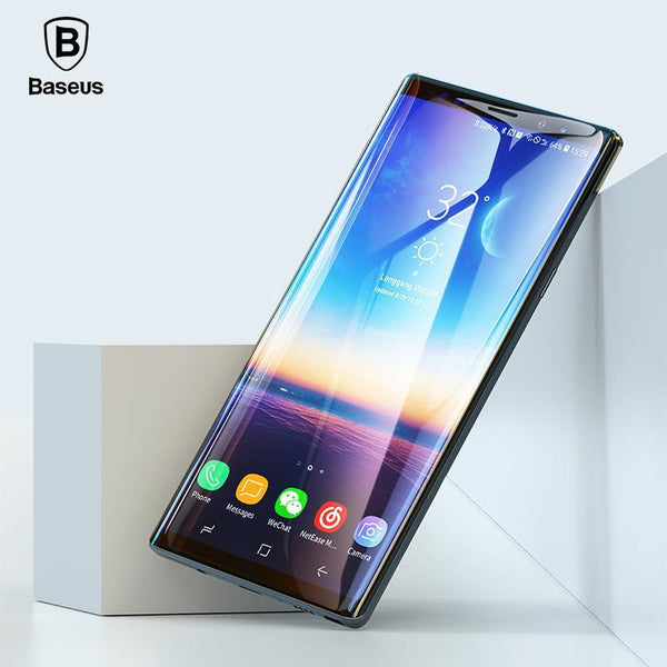 Baseus ® Original Galaxy Note 9 5D Curved Edge Tempered Glass