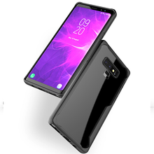 Load image into Gallery viewer, Galaxy Note 9 Shockproof Transparent Back Eagle Case