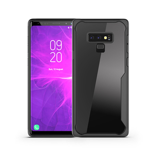 Galaxy Note 9 Shockproof Transparent Back Eagle Case