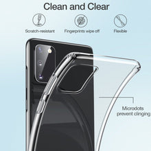 Load image into Gallery viewer, Galaxy S20 HD Clear Slim Series Protective Case