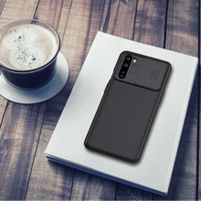 Load image into Gallery viewer, Nillkin ® OnePlus Nord Camshield Design Shockproof Business Case