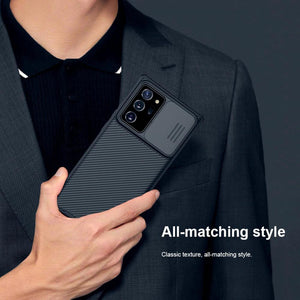 Load image into Gallery viewer, Nillkin ® Galaxy Note 20 Ultra Camshield Shockproof Business Case
