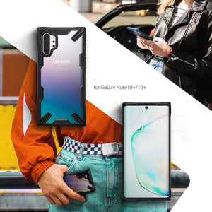 Load image into Gallery viewer, Rzants ® Galaxy Note 10 plus Armour Transparent Case