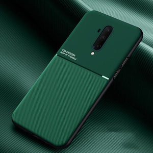 Load image into Gallery viewer, OnePlus 7T Pro Carbon Fiber Twill Pattern Soft TPU Case