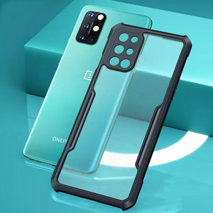 OnePlus 8T Shockproof Transparent Back Eagle Case