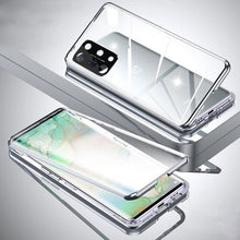 Load image into Gallery viewer, OnePlus 8T (Front+Back) Protection Magnetic Glass Case