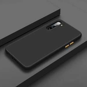 OnePlus Nord Matte Silicone Shockproof Armor Case