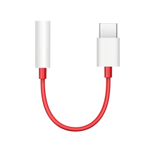 Load image into Gallery viewer, Original OnePlus Type C USB  to 3.5mm Adapter
