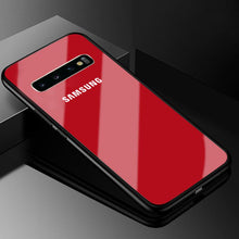 Load image into Gallery viewer, Galaxy S10 Plus Special Edition Logo Soft Edge Case