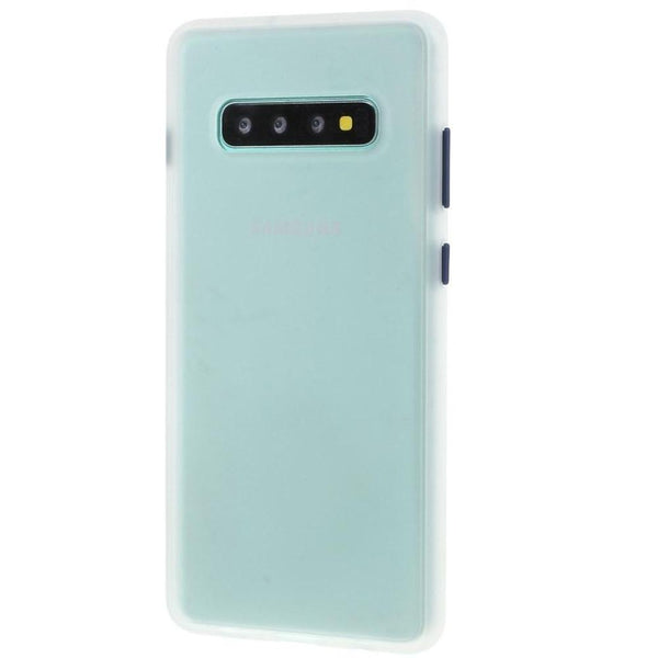 Galaxy S10 Plus Luxury Shockproof Matte Finish Case