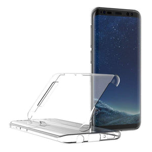 Galaxy S10e Ultra-Slim Unique Skid Transparent Case