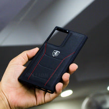 Load image into Gallery viewer, Ferrari ® Galaxy S20 Ultra Genuine Leather Crafted Limited Edition Case