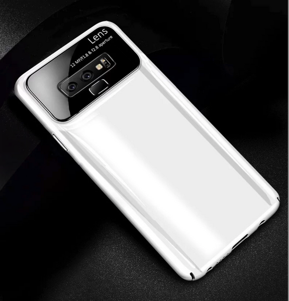 Galaxy Note 9 Polarized Lens Glossy Edition Mirror Case