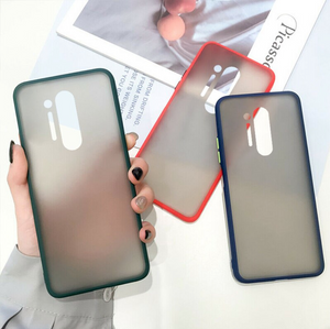 OnePlus 8/8 Pro Matte Silicone Shockproof Armor Case