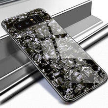 Load image into Gallery viewer, Galaxy Note 8 Dream Shell Series Textured Marble Case