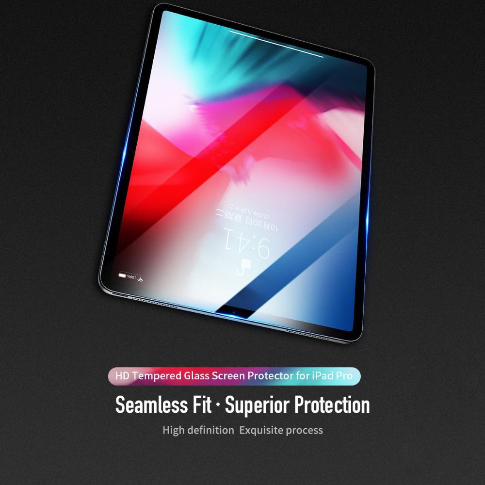 Rock ® HD Tempered Glass Screen Protector for iPad