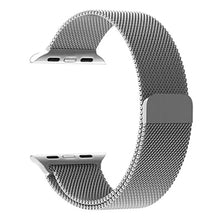 Load image into Gallery viewer, Magnetic Aluminium Strap for Apple Watch  (ONLY STRAP NOT WATCH)
