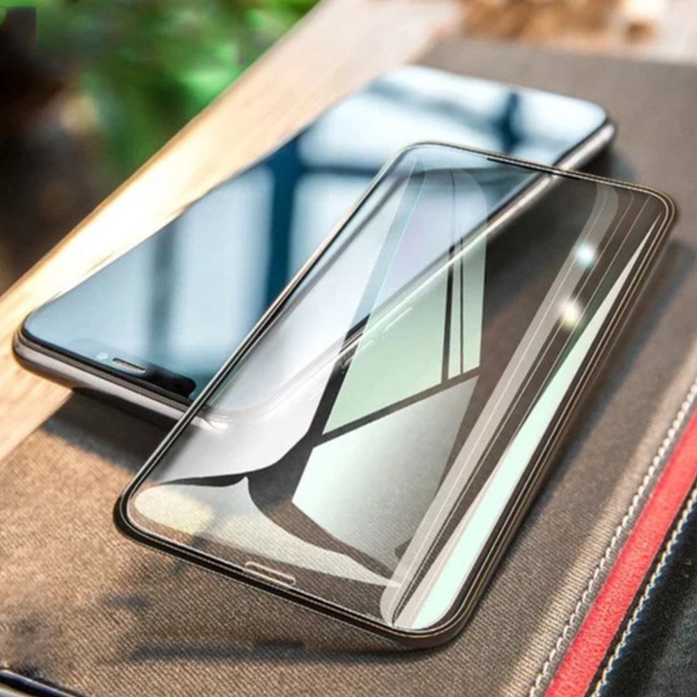 iPhone X Ultra HD Full Coverage Tempered Glass