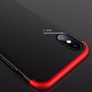 iPhone XS Ultimate 360 Degree Protection Case [100% Original GKK]