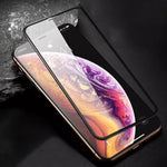 iPhone XS Max Ultra HD Full Coverage Tempered Glass