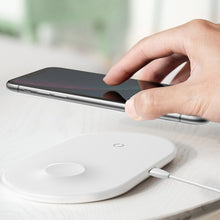 Load image into Gallery viewer, MK ® Baseus Smart 2in1 Wireless Charger