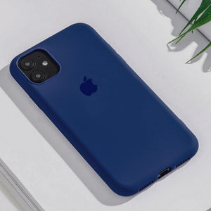 Load image into Gallery viewer, iPhone 11 Liquid Silicone Logo Case