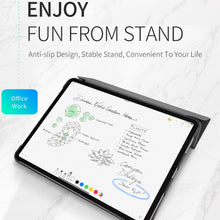 Load image into Gallery viewer, Mooke ® Smart Leather Flip Cover For iPad