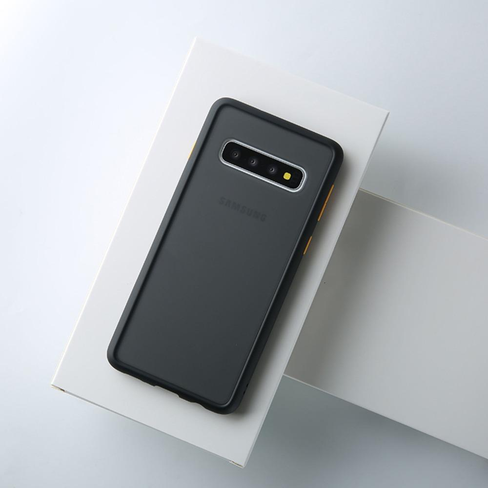 Load image into Gallery viewer, Galaxy S10 Plus Luxury Shockproof Matte Finish Case