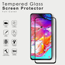 Load image into Gallery viewer, Galaxy A70s 5D Tempered Glass Screen Protector