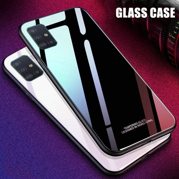 Galaxy A71 Special Edition Silicone Soft Edge Case
